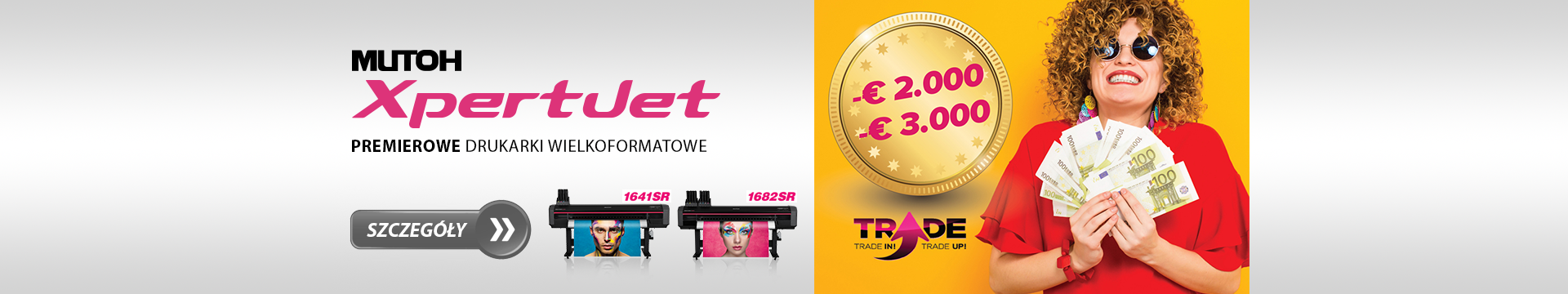 Mutoh XpertJet Trade-In