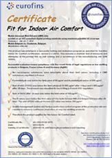 Certyfikat ekologiczny dla atramentów żywicznych Mutoh UMS